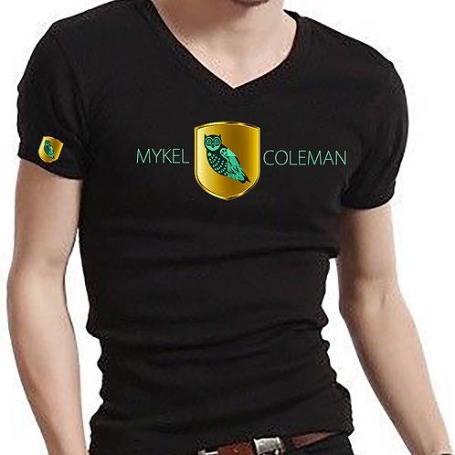 Mykel Coleman Owl Badge Design Center
