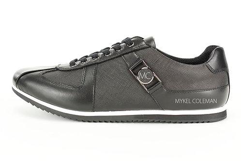 MYKEL COLEMAN | Low Top Textile Sneakers