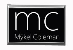 MC Mykel Coleman Collection Logo
