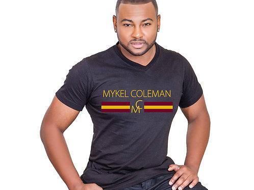 MC Mykel Coleman Unisex T-Shirt