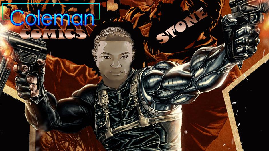Coleman Comics - Stone