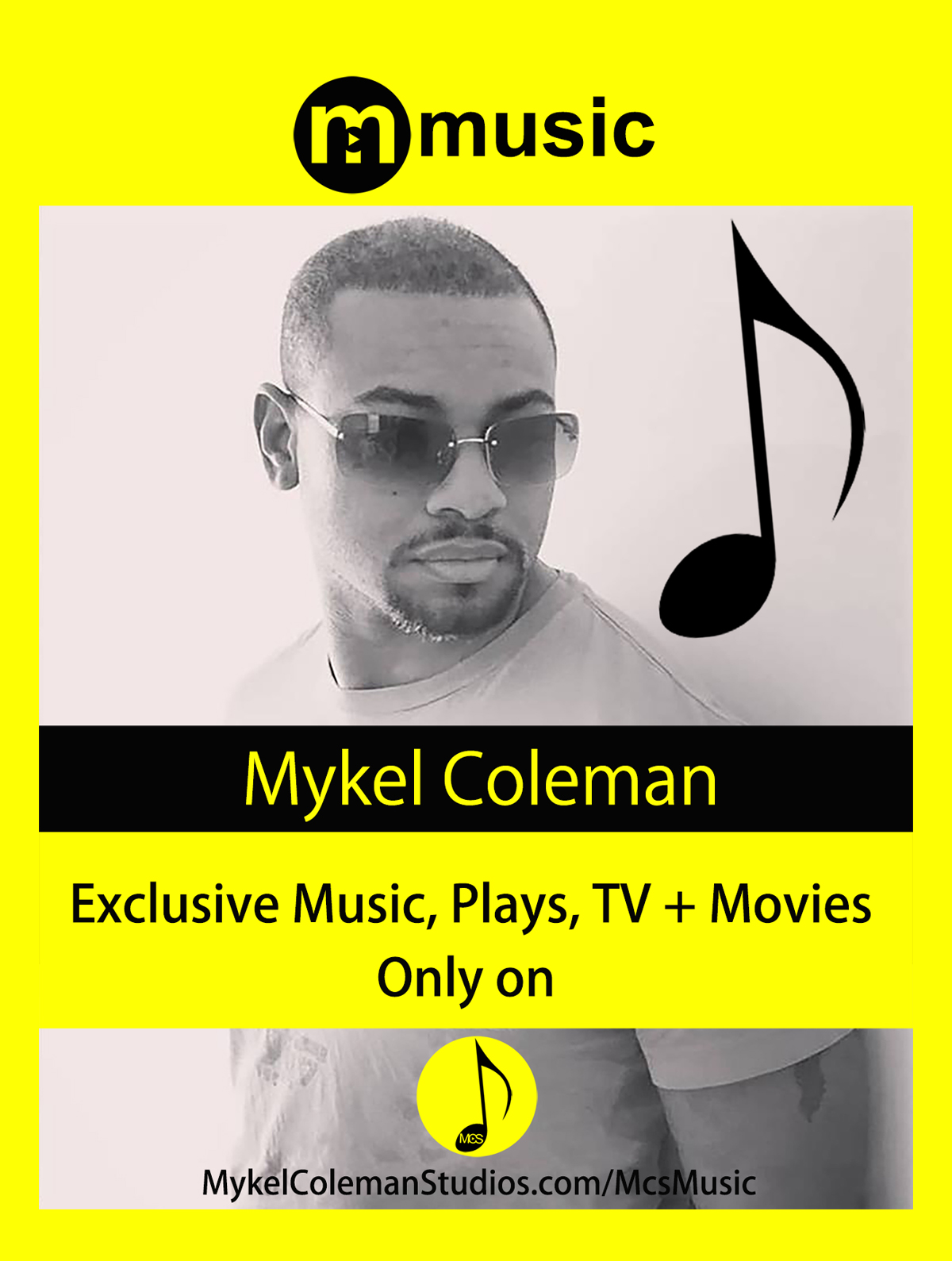 Mykel MCS Music Billboard