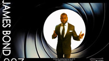 Mykel Coleman is JAMES BOND 007!