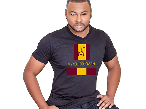 MC Mykel Coleman Unisex3 T-Shirt
