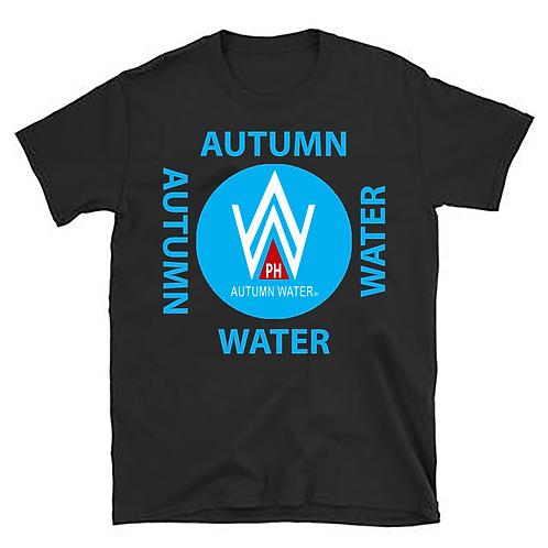 Autumn Water T-Shirt Black