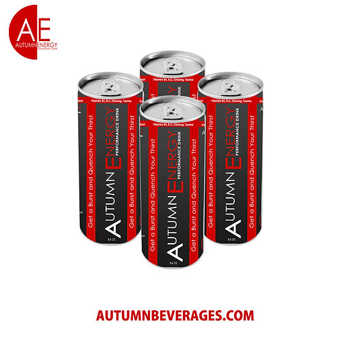 AUTUMN ENERGY DRINK (24 CANS IN A CASE)
