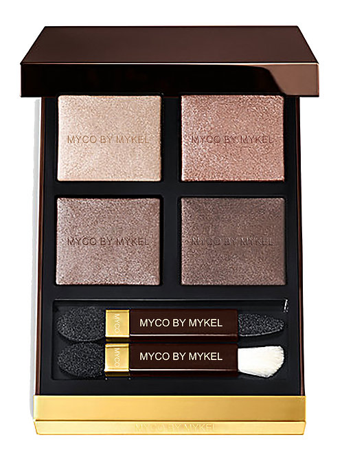 MYCO BEAUTY BY MYKEL Eye Color Quad (PRE-ORDER)