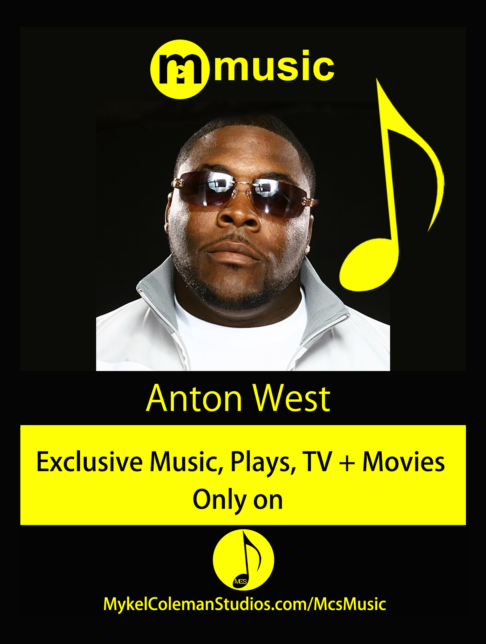 AWest MCS Music Billboard