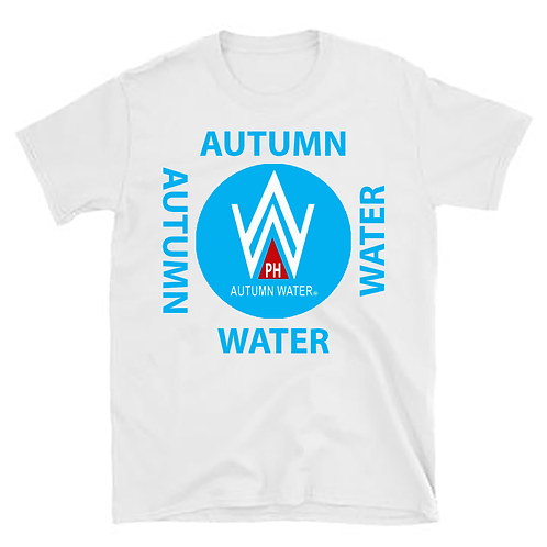 Autumn Water T-Shirt White