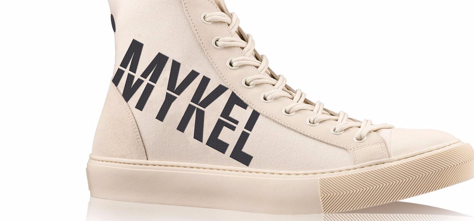 Mykel Coleman Canvas Sneaker