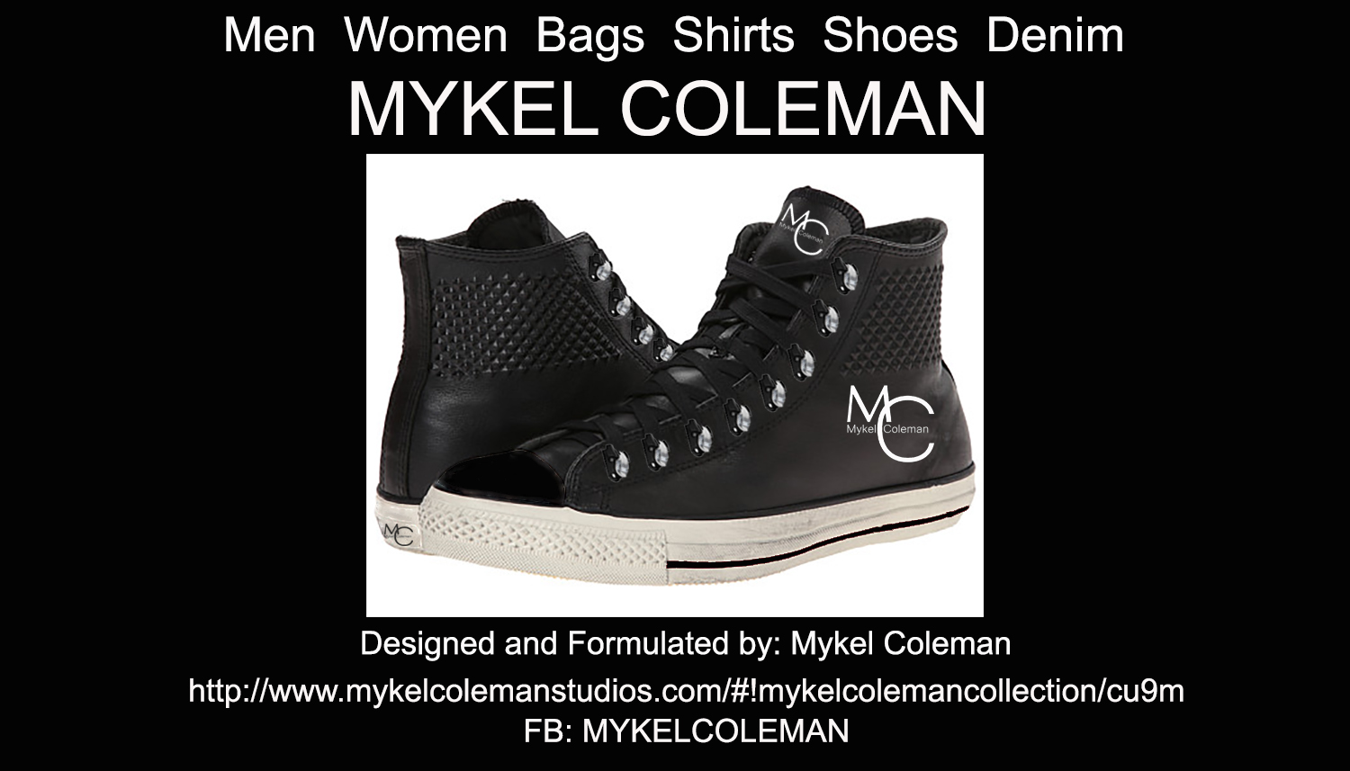 Mykel Coleman Collection Tennis Shoes.jpg