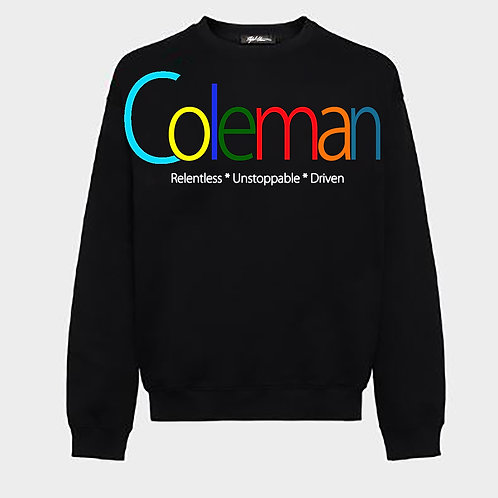 Coleman Embroidered Logo Sweatshirt