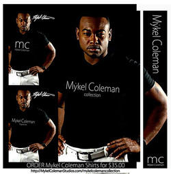 MC Mykel Coleman Collage Images