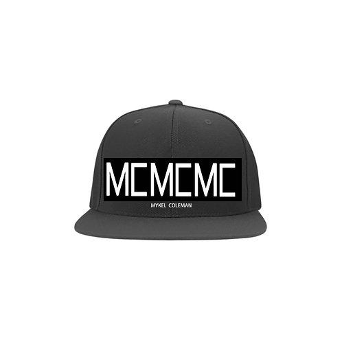 MCMC Pattern Design Ball Cap