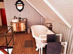 Loft - Bath & Washbin