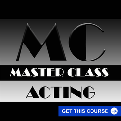 MASTER CLASS - ACTING COURSE