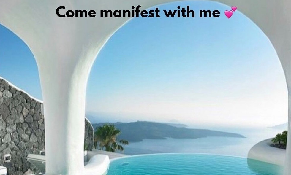 Manifesting with Clarity