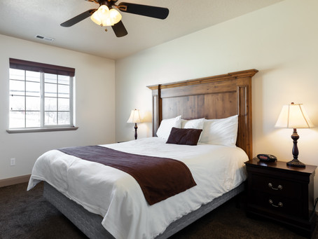Our Beautiful Townhome Style Suites