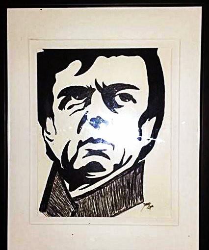 JOHNNY CASH : $45