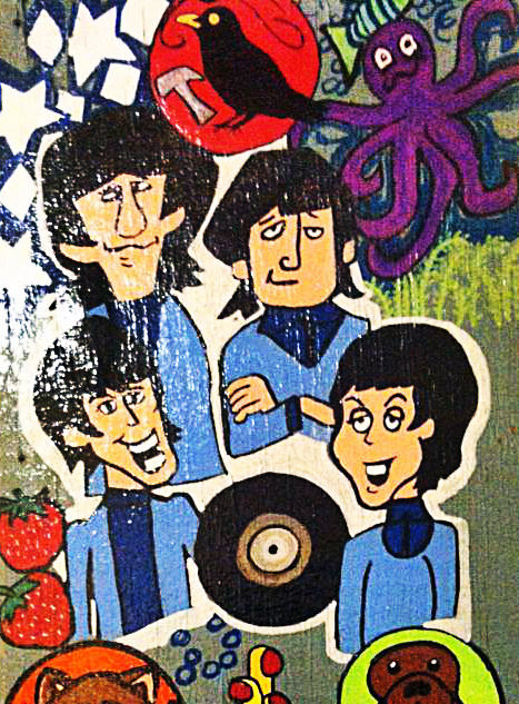 THE BEATLES : SOLD
