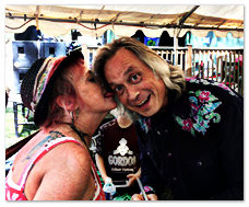 Aunt Lynne gettin' some face time with Jim Lauderdale.  2017