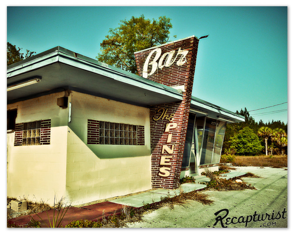 The Pines Bar.  Hilliard, FL.  Buy this photo at www.recapturist.com.