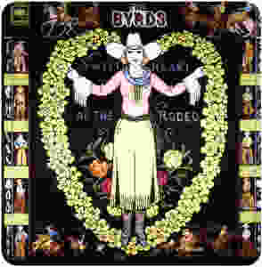 The Byrds classic 1968 album, Sweetheart of the Rodeo.
