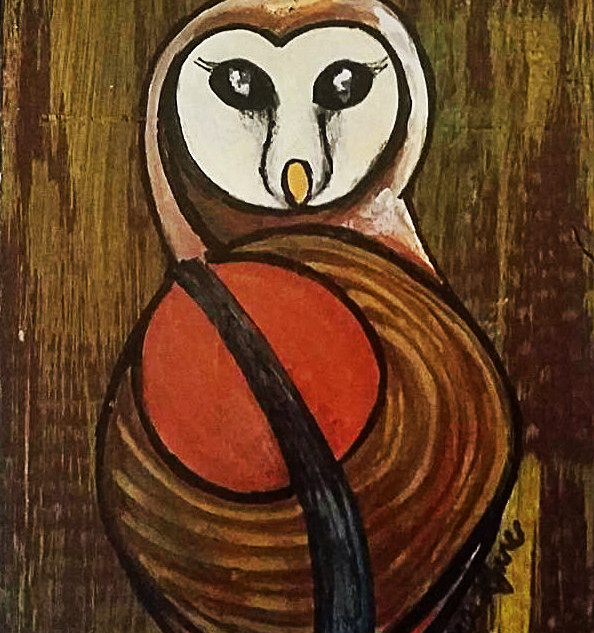BARN OWL : SOLD