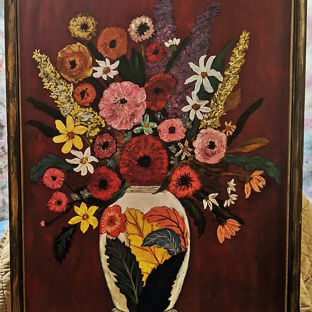 BIG FLOWERS : $45
