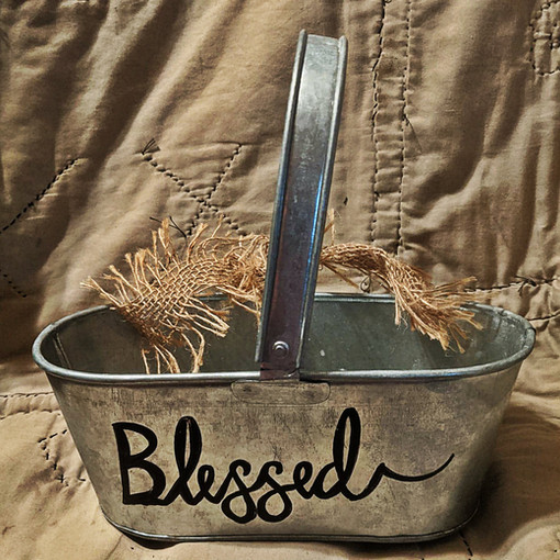 BLESSED BUCKET : $15