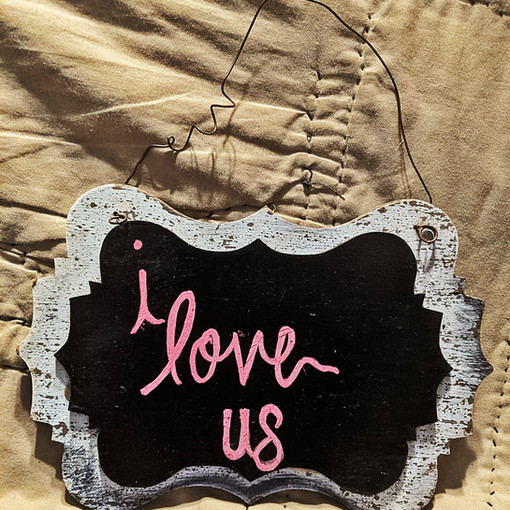 I LOVE US : $15