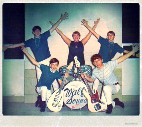 Clockwise from top left: Gary Brown, Rita McDaniel, Danny Altman, Jerry Boyett, Bobby Boyett