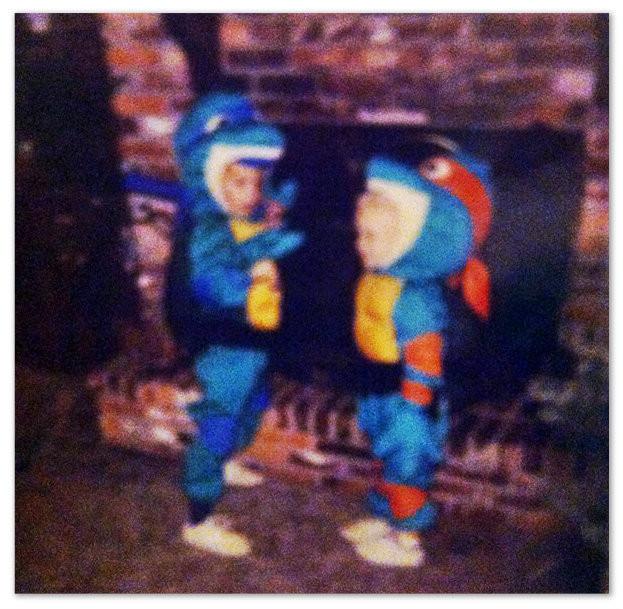 Justin and Matt Johnson.  1989