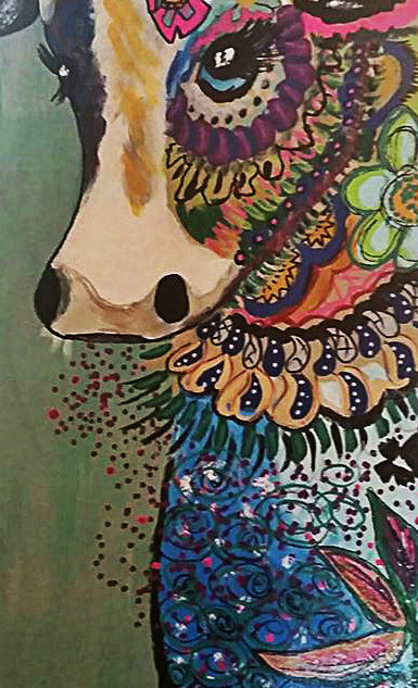 PRISSY COW : SOLD