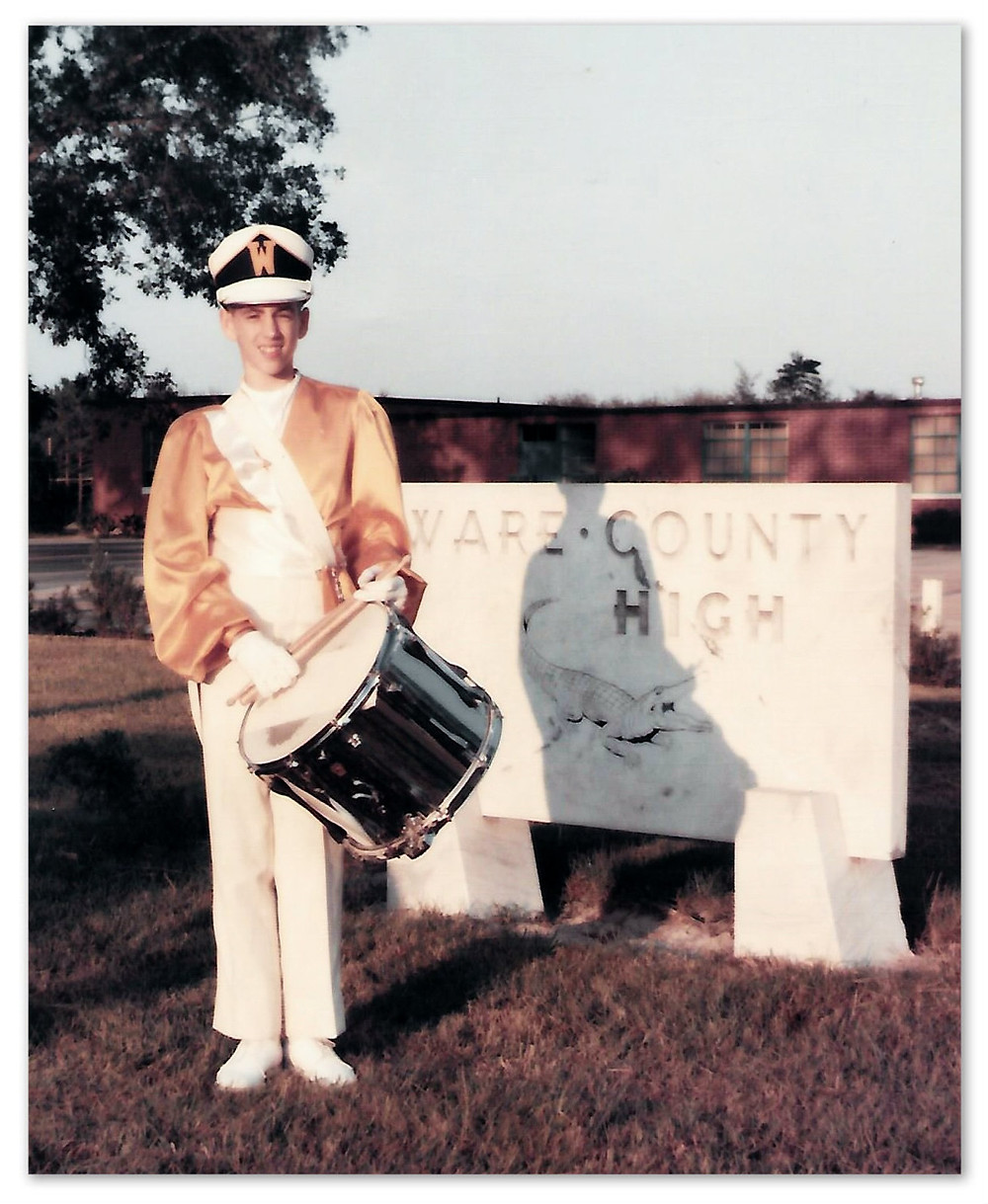 Uncle Dave, 1st Chair Snare, 1969-70
