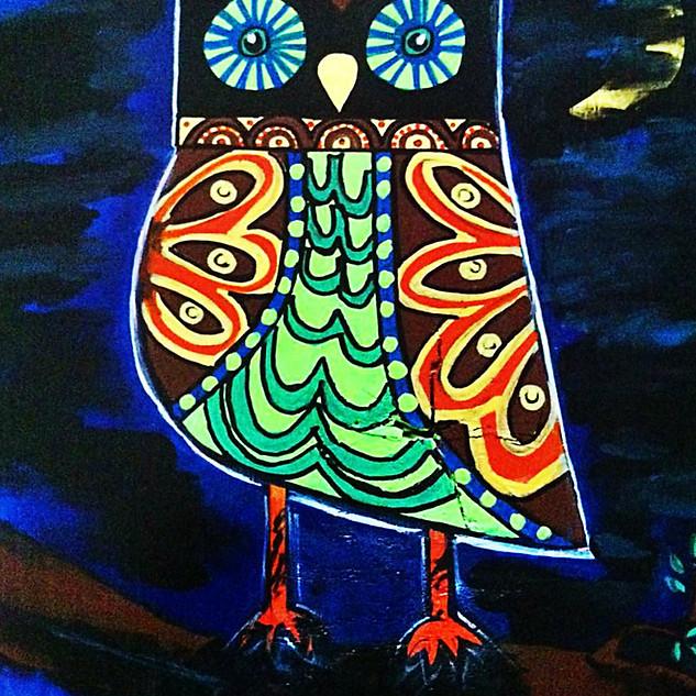 NIGHT OWL : SOLD