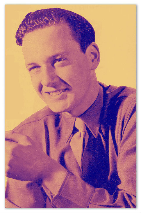 Stan Lee in the early Forties