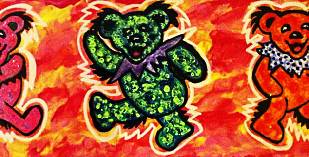 JERRY BEAR TRIO : SOLD