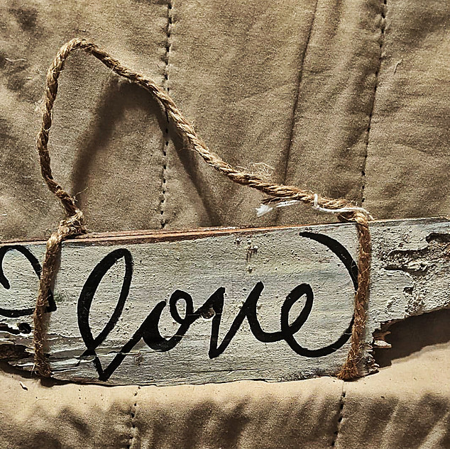 LOVE : $15
