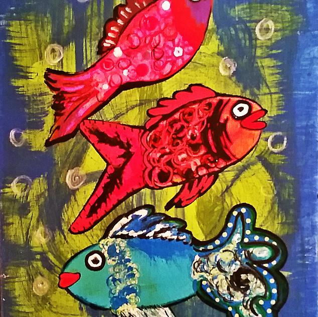 SUMTHIN FISHY : $25