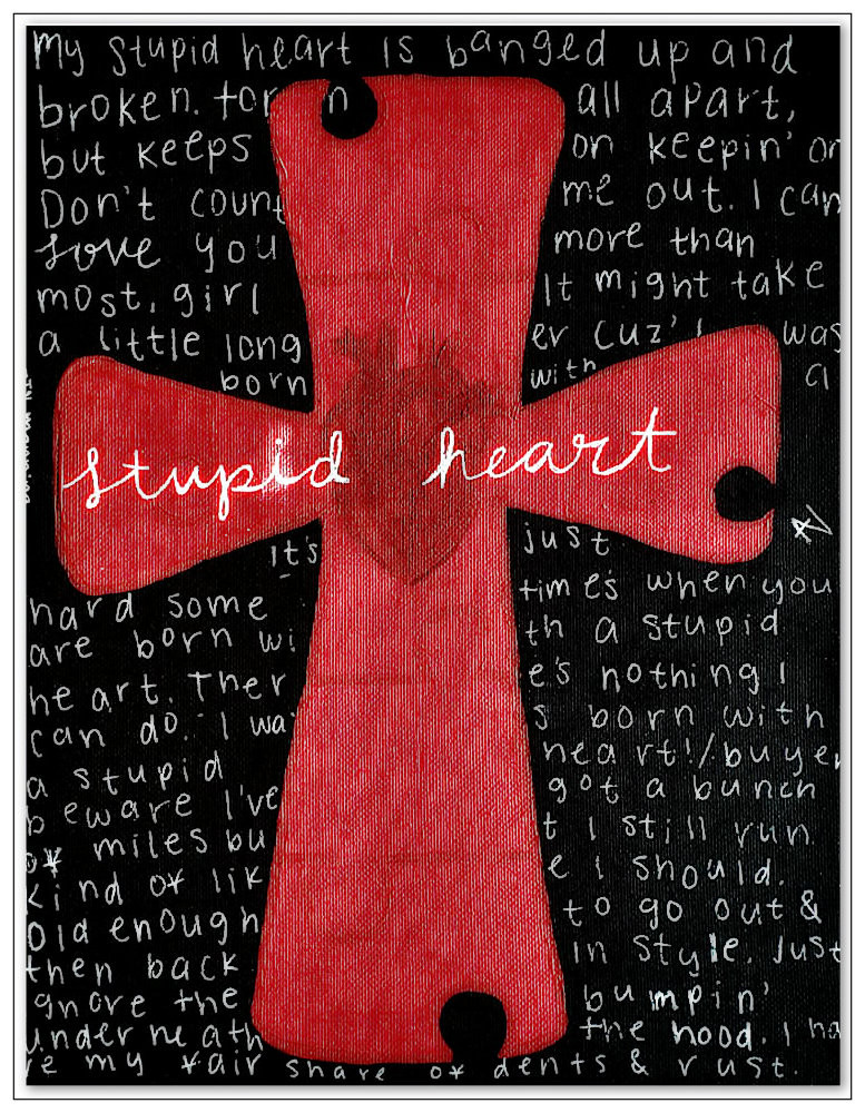 My Stupid Heart, original song and artwork by Ty Manning.