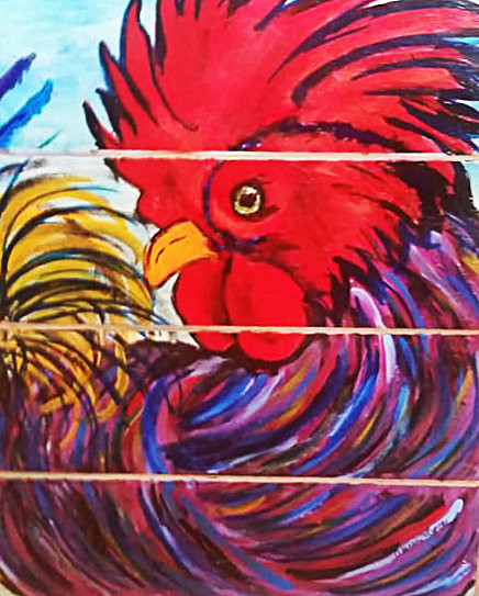 ROOSTER : SOLD