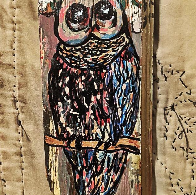 BARN OWL : $15