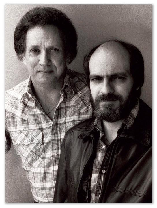 Princeton, Alabama's Curly Putman and Bobby Braddock of Auburndale.