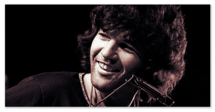 Tony Joe White, soulful singer-songwriter of the Sixties.