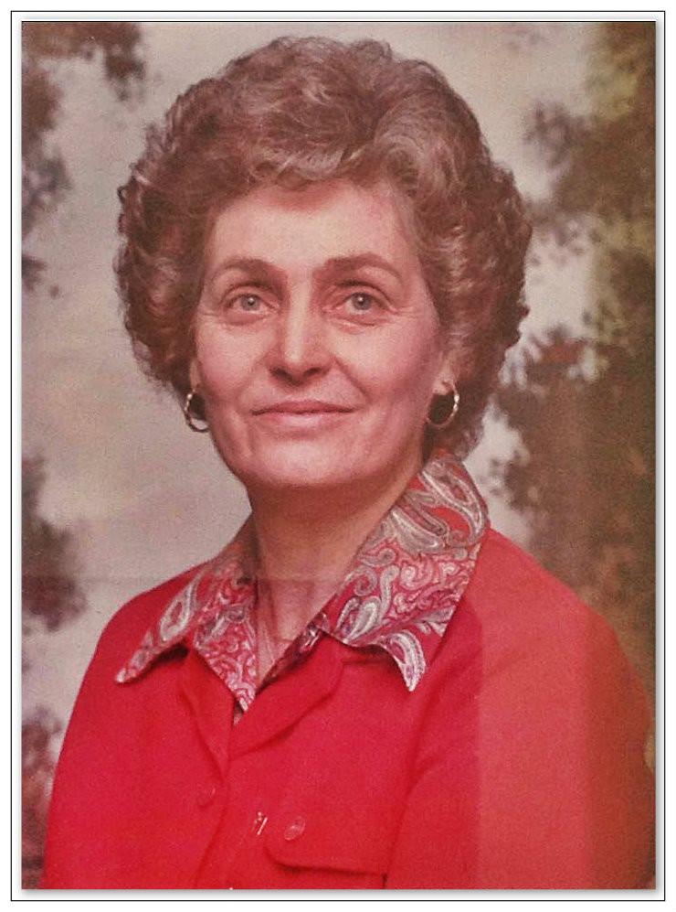 Syveta Mae Carter Griffin