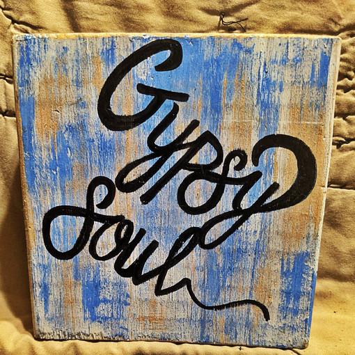 GYPSY SOUL : $15