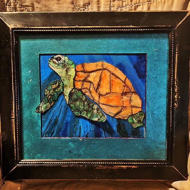 SEA TURTLE : $45