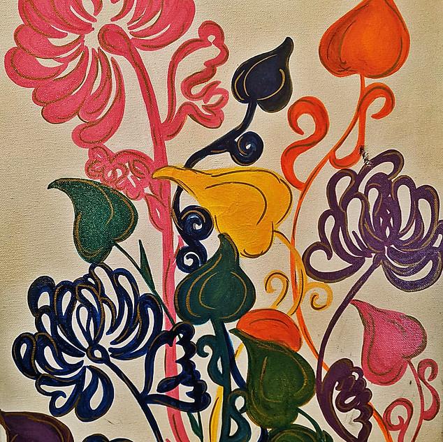 FLOWERS : $25