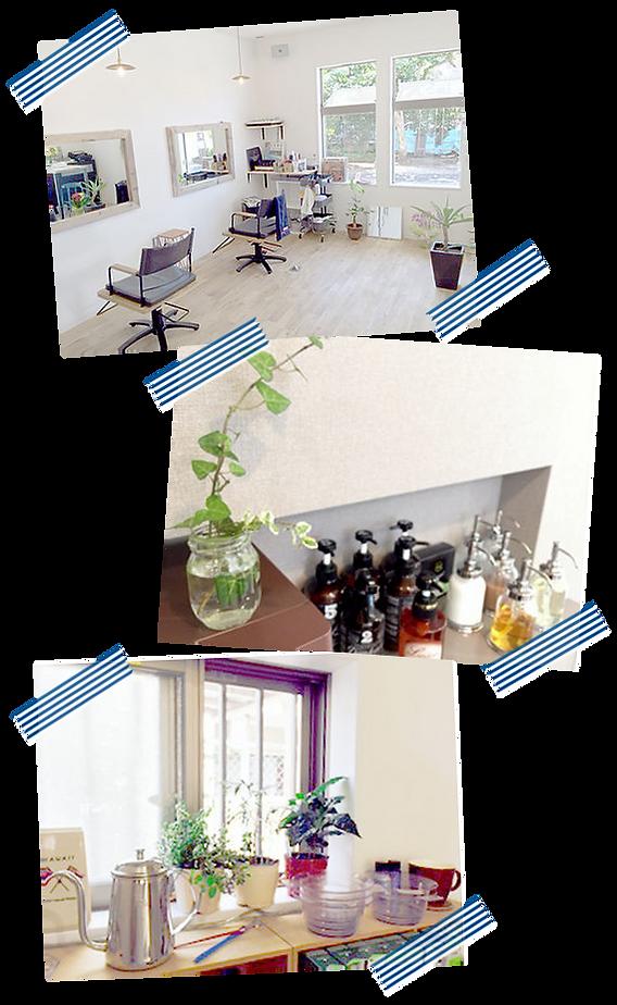 ヘアサロン・美容室 ShoCの店内画像